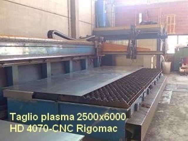 TAGLIO PLASMA 2500X6000