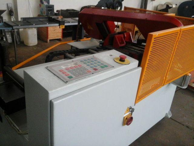 SEGATRICE A NASTRO BIANCO CNC MOD 350