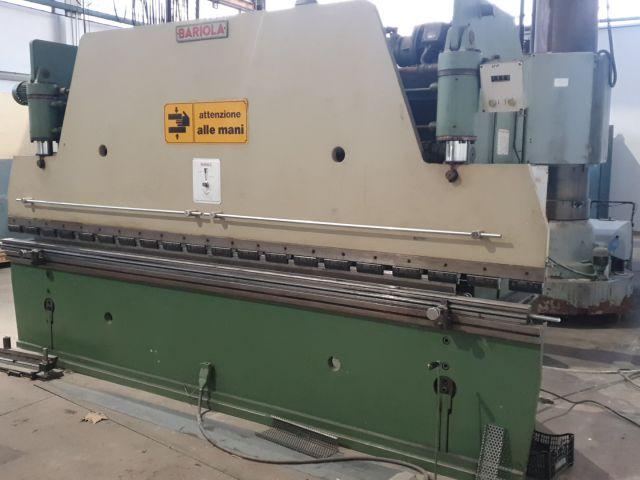 pressa piegatrice 4100 x 50 ton BARIOLA